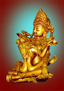 Namaste Boeda en geliefde - Tantra Jaar Training authentiek en oorspronkelijk bij de TantraTempel