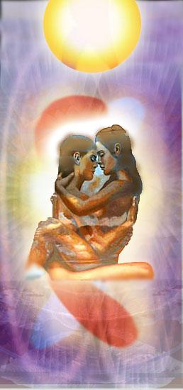Tantrische energie tussen koppel - stel - partners - Tantra Ervaring