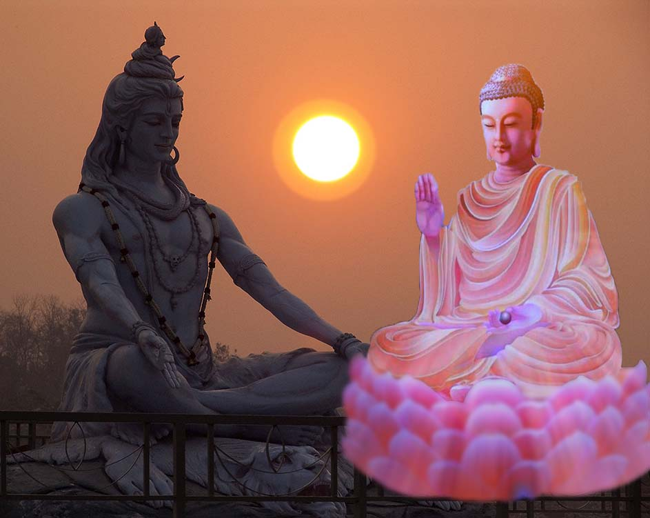 Yoni Mudra Pranayam Meditatie