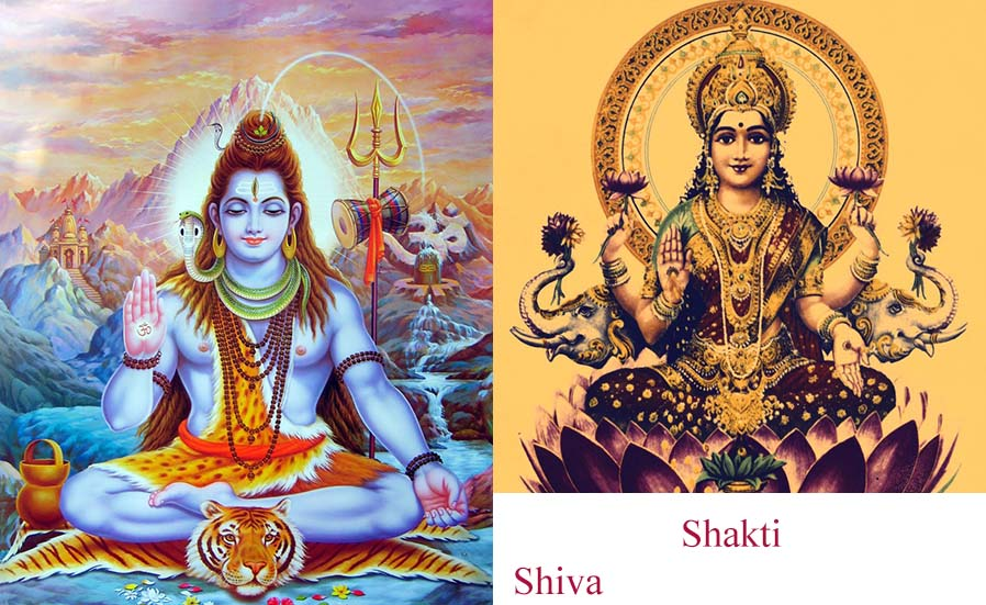Tantra Saivistisch - Shiva -Shakti
