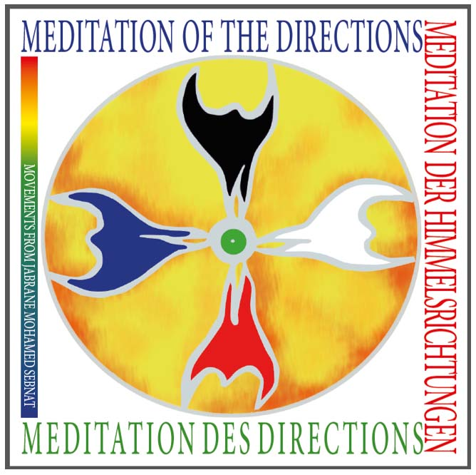 Sufi Richtingen Meditatie - Meditation of the Directions