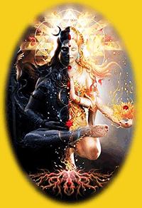 Shiva en Shakti, tantrische mannelijke en vrouwelijke aspecten in onszelf bij de TantraTempel